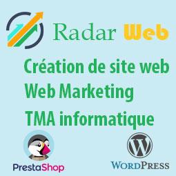 Logo Radar web